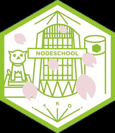 NodeSchool Tokyo logo