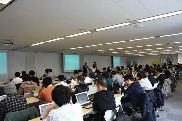 NodeSchool Tokyo picture